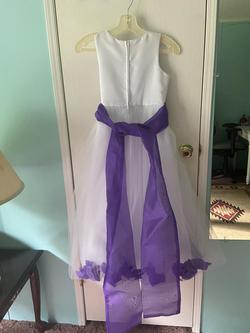 Purple Size 2 Ball gown on Queenly