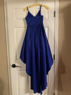 B. Darlin Blue Size 2 Cocktail Dress on Queenly