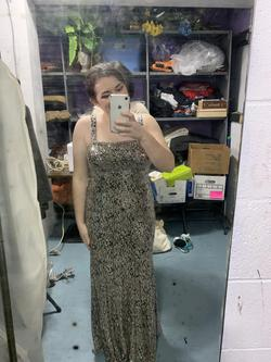 Multicolor Size 12 Straight Dress on Queenly