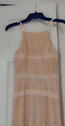 Pink Size 0 Mermaid Dress on Queenly