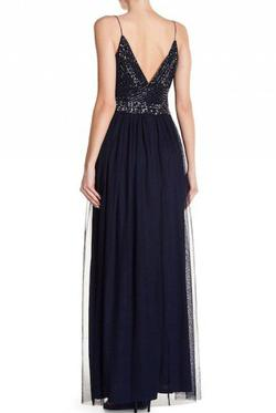 Marina  Blue Size 6 Straight Dress on Queenly