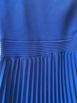 Ted Baker Royal Blue Size 0 Graduation Cocktail Dress on Queenly