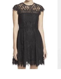 Black Size 22 Cocktail Dress on Queenly