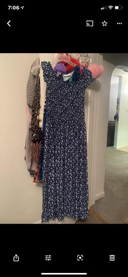 New Silver Size 24 Straight Dress on Queenly