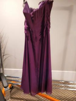 Style K070 My Dress and More Purple Size 28 Prom Straight Dress on Queenly