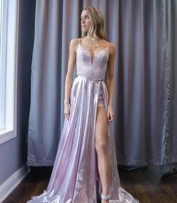 Rachel Allan Pink Size 8 Fun Fashion Train Dress on Queenly