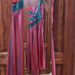 Lebanese designer Pink Size 4 Tall Height Straight Dress on Queenly