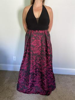 Multicolor Size 12 Ball gown on Queenly