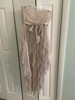 Nude Size 4 Cocktail Dress on Queenly