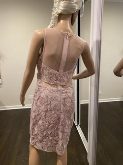 Soieblu Pink Size 10 Cocktail Dress on Queenly