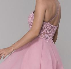Pink Size 14 Cocktail Dress on Queenly