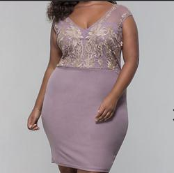 Pink Size 16 Cocktail Dress on Queenly