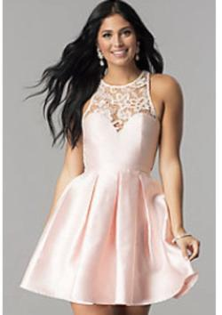 Pink Size 10 Cocktail Dress on Queenly