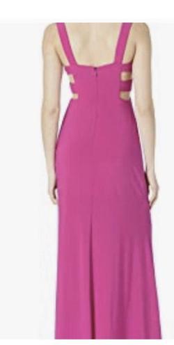 Pink Size 10 Side slit Dress on Queenly