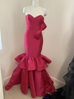 Fernando Wong Pink Size 2 Ball gown on Queenly