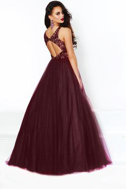 Style 81020 2Cute Prom Red Size 28 Plus Size Lace A-line Dress on Queenly