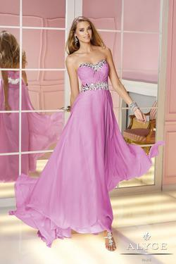 Style 6179 Alyce Paris Pink Size 0 Sweetheart Tall Height A-line Dress on Queenly