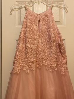 Pink Size 18 Cocktail Dress on Queenly
