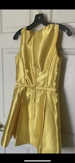 Yellow Size 6 Cocktail Dress on Queenly