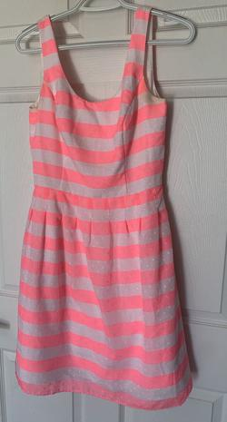 Lilly Pulitzer Pink Size 4 Party Cocktail Dress on Queenly