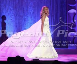 Rachel Allan White Size 4 Cape Train Tall Height Mermaid Dress on Queenly