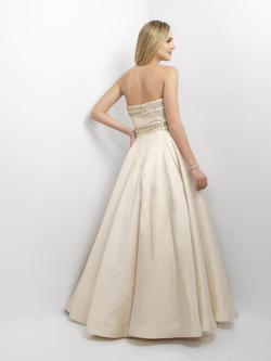 Style 11131 Blush Prom Gold Size 16 Quinceanera Plus Size Tall Height Ball gown on Queenly