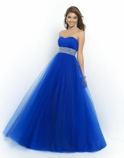 Style 5407 Blush Prom Blue Size 12 Quinceanera Plus Size Tall Height Ball gown on Queenly