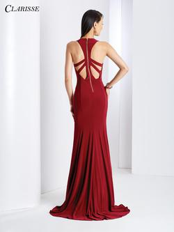 Style 3458 Clarisse Blue Size 00 Sorority Formal Tall Height Wedding Guest Side slit Dress on Queenly
