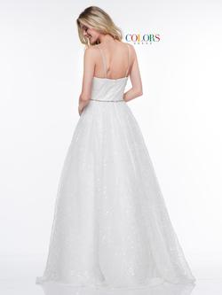 Style 2134 Colors White Size 2 Quinceanera Sweetheart Tall Height Ball gown on Queenly
