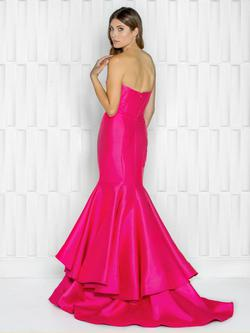 Style 1689 Colors Pink Size 4 Sweetheart Tall Height Mermaid Dress on Queenly
