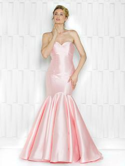 Style 1647 Colors Pink Size 4 Sweetheart Tall Height Mermaid Dress on Queenly