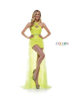 Style 2346 Colors Green Size 10 Prom Fun Fashion Pageant Jumpsuit Dress on Queenly