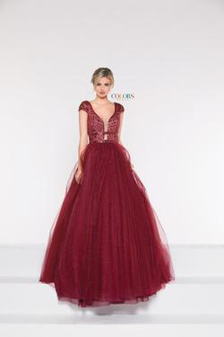 Style 2007 Colors Red Size 18 Quinceanera Tall Height Ball gown on Queenly