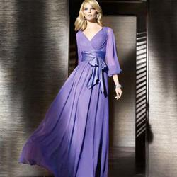 Purple Size 24 Ball gown on Queenly