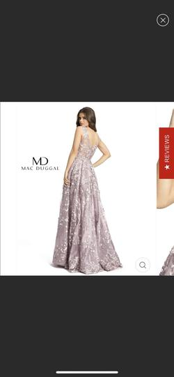 Mac Duggal Pink Size 0 Ball gown on Queenly