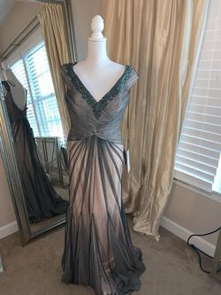Alyce Paris Green Size 10 Mermaid Dress on Queenly