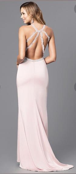 Pink Size 16 Side slit Dress on Queenly