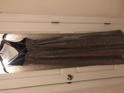 Purple Size 2 Straight Dress on Queenly
