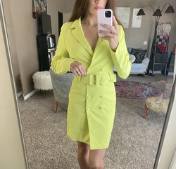 Green Size 4 Cocktail Dress on Queenly