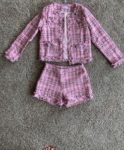Pink Size 2 Jumpsuit Dress on Queenly