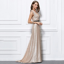 Nude Size 14 Ball gown on Queenly
