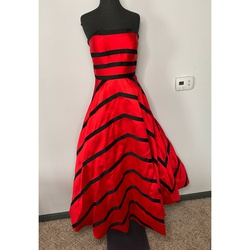 Johnathan Kayne Red Size 14 Plus Size Ball gown on Queenly