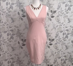 Pink Size 8 Cocktail Dress on Queenly