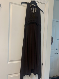 Multicolor Size 14 A-line Dress on Queenly