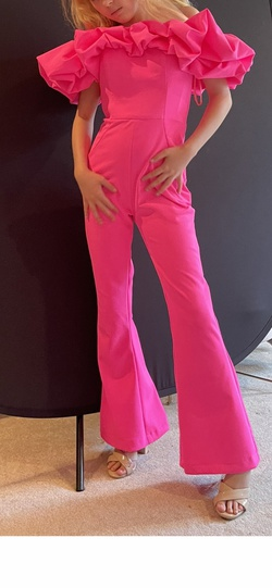 Pink Size 00 Jumpsuit Dress on Queenly