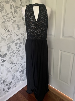 Black Size 18 A-line Dress on Queenly