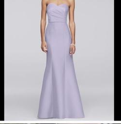 Purple Size 24 Mermaid Dress on Queenly