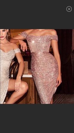Cinderella Devine Pink Size 0 Cocktail Dress on Queenly