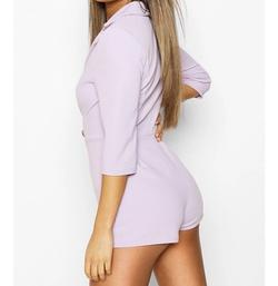 Purple Size 2 Jumpsuit Dress on Queenly