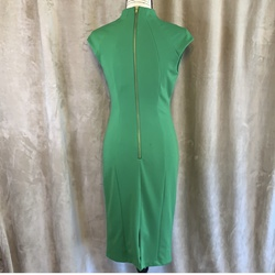 Green Size 0 Cocktail Dress on Queenly